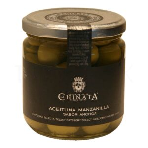 Topvine La Chinata - Groenne oliven med sten, 200 gr