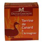 Topvine ducs de cascogne terrine de canard a l armagnac