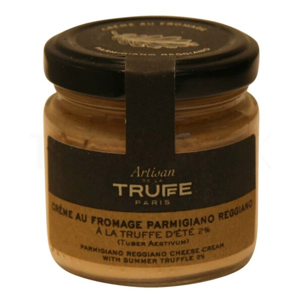 Topvine Artisan Creme med parmasanost og sommertroeffel
