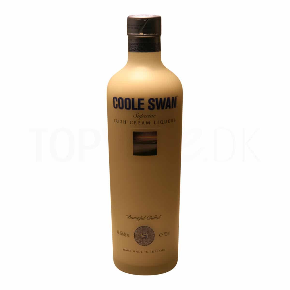 Topvine Coole Swan Irish cream liquer