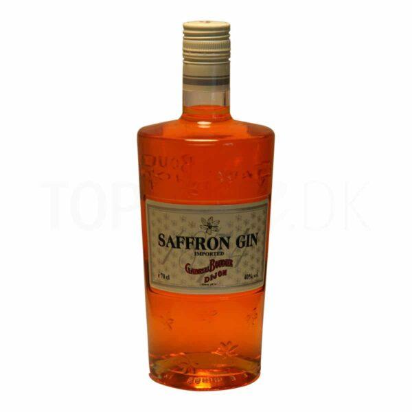 Topvine Saffron gin