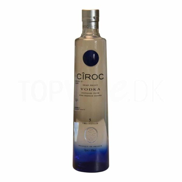 Topvine Ciroc vodka
