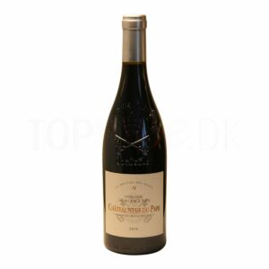 Topvine Domiane Albin Jacumin Chateauneuf du pape red 2016