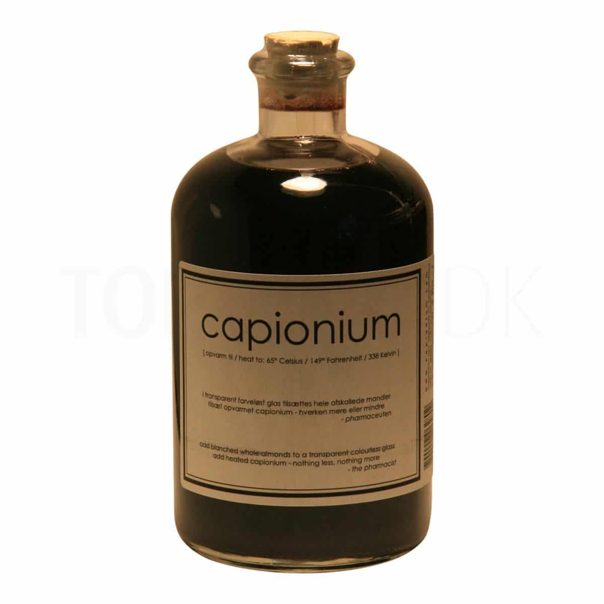 Topvine Capionium gloegg