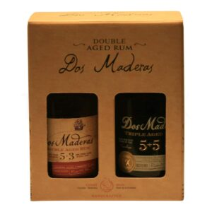Topvine Dos Maderas Double Aged rum