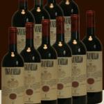 Topvine Tignanello vertikal vinsmagning
