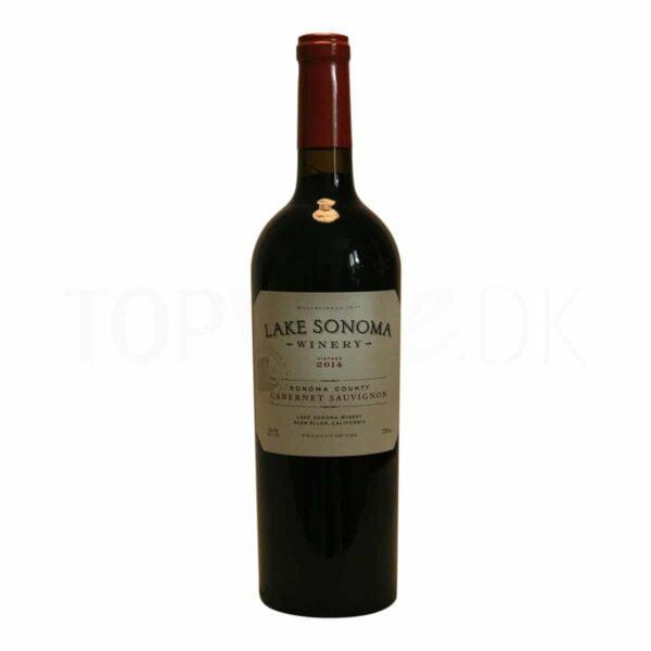 Topvine Lake Sonoma Winery Cabernet Sauvignon Alexander Valley 2014