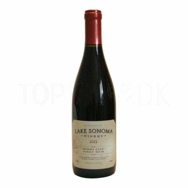 Topvine Lake Sonoma Winery Pinot Noir 2014