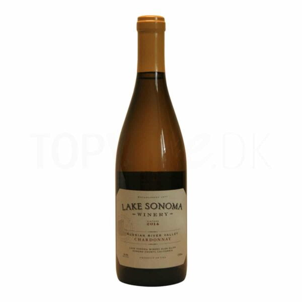 Topvine Lake Sonoma Winery Russian River Chardonnay 2014