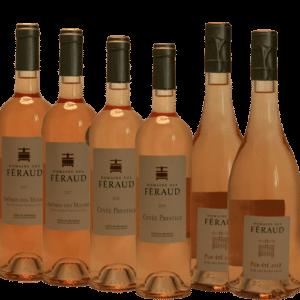 Topvine Domaine des Feraud vinsmage kasse