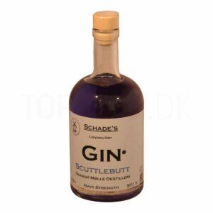 Topvine Schades Gin Schuttlebutt