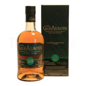 Topvine GlenAllachie single malt 10 aars