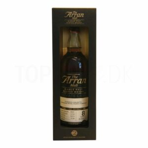 Topvine The Arran Malt Whisky single malt private cask 8 aar