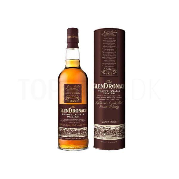 Topvine GlenDronach Traditionel Peated whisky