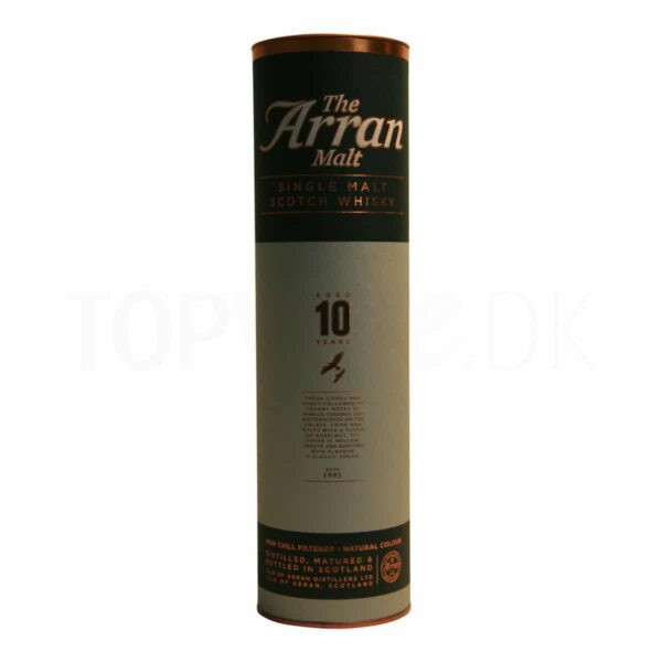 Topvine The Arran Malt Single malt whisky 10 aar