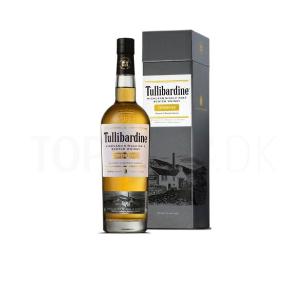 Topvine Tullibardine Sovereign Highland Single Malt Scotch Whisky