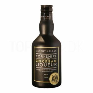 Topvine Carthy and Black Yorkshire Gin Lemon Cream Liqueur