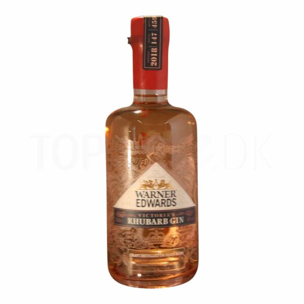 Topvine Warner Edwards Rhubarb gin