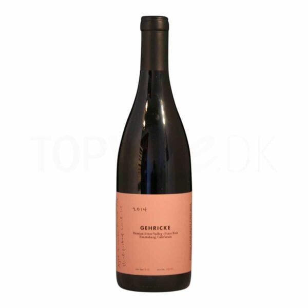 Topvine Gehricke Russian River Valley Pinot Noir 2014