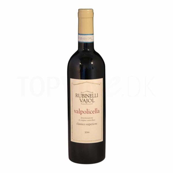 Topvine Rubinelli Vajol Valpolicella Classico Superiore 2014