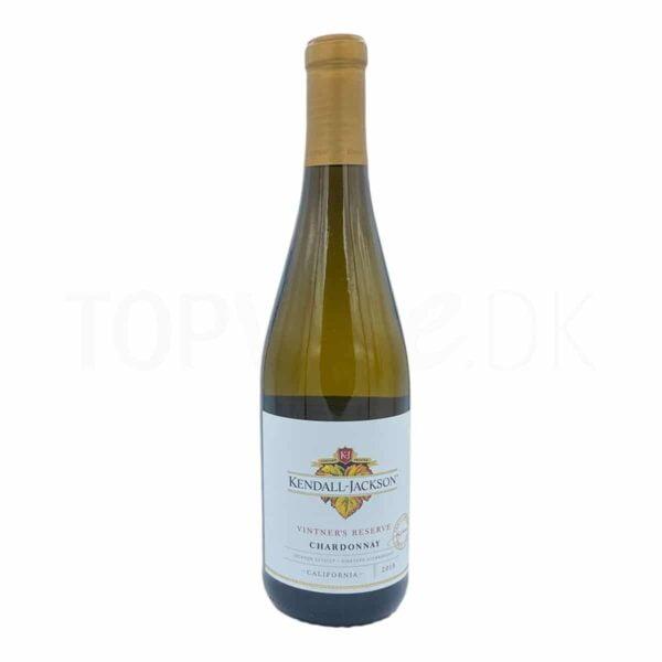 Topvine Kendall Jackson Chardonnay 2018 Vintners Reserve