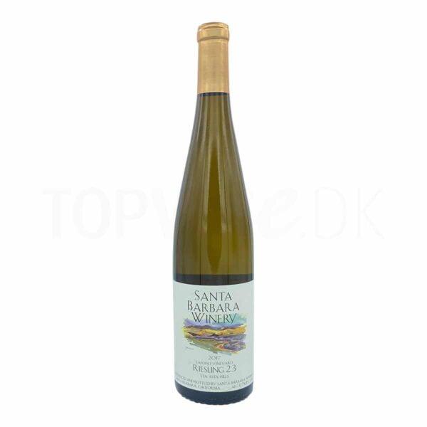 Topvine Santa Barbara Winery Riesling 2017 Sta Rita Hills