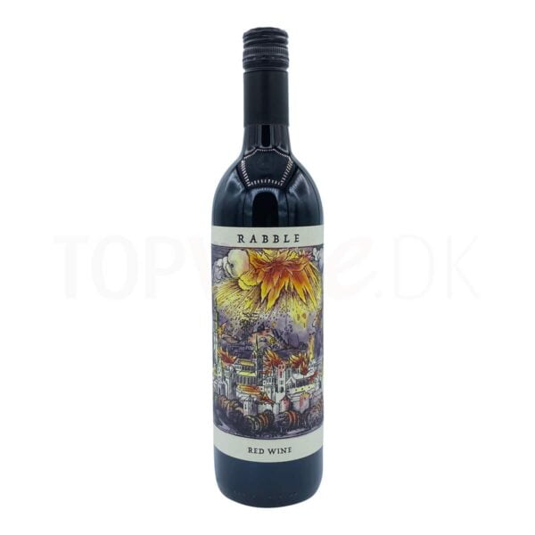 Topvine Rabble Wine Company Red Wine 2018