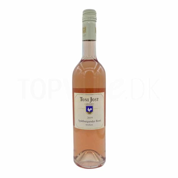 Topvine Toni Jost Spaetburgunder Rose 2019 Trocken