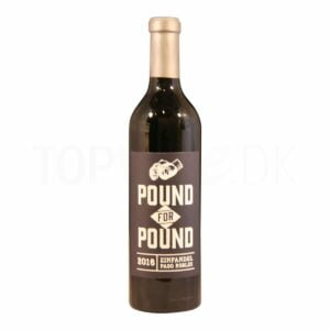 Topvine mcPrice Meyers Pound for pound Zinfandel 2018