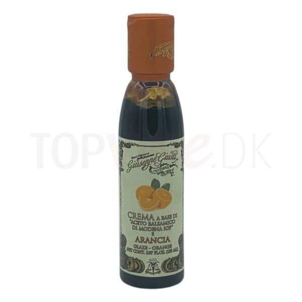 Topvine Giuseppe Giusti Glaze Balsamico appelsin