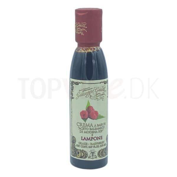 Topvine Giuseppe Giusti Glaze Balsamico hindbær