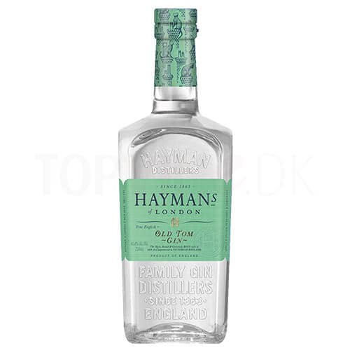 Topvine Haymans old tom gin