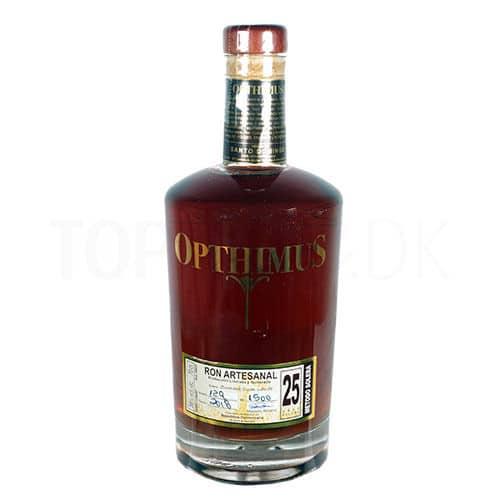 Topvine Oliver og Oliver Opthimus 25 års rom