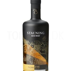 Topvine Stauning Whisky Rye Cuban Rum Cask