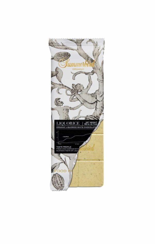 Topvine Summerbird liquorice