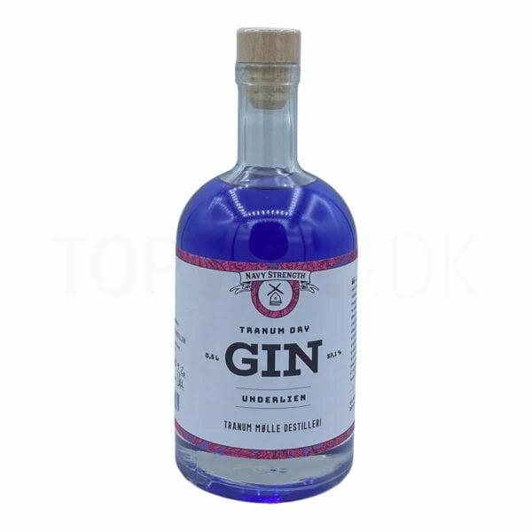 Topvine Tranum Mølle Destillery Underlien Gin Navy Strengh