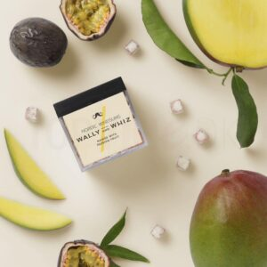 Topvine Wally and Whiz mango med passionsfrugt