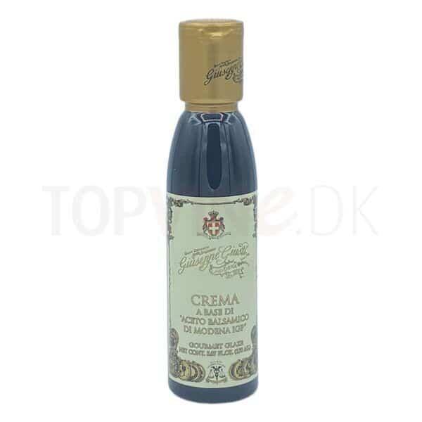 Topvine Giuseppe Giusti Glaze Balsamico Crema dark