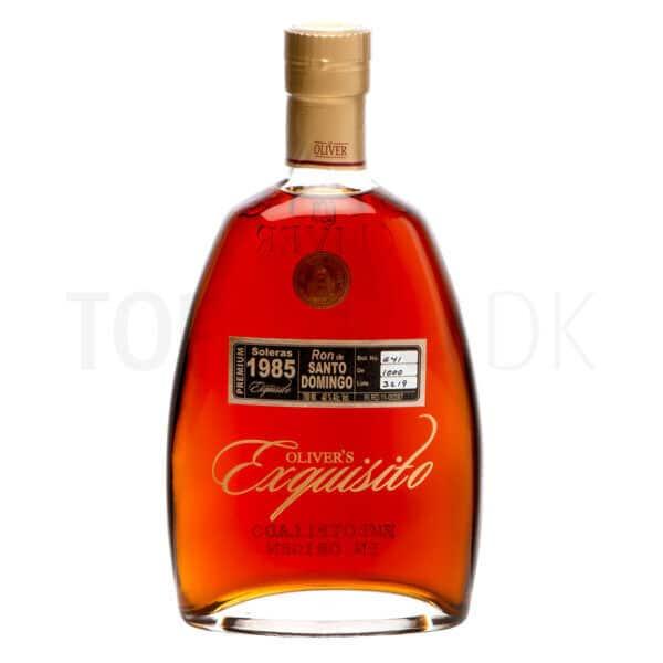 Topvine Exquisito Rum Vintage 1985 Oliver and Oliver